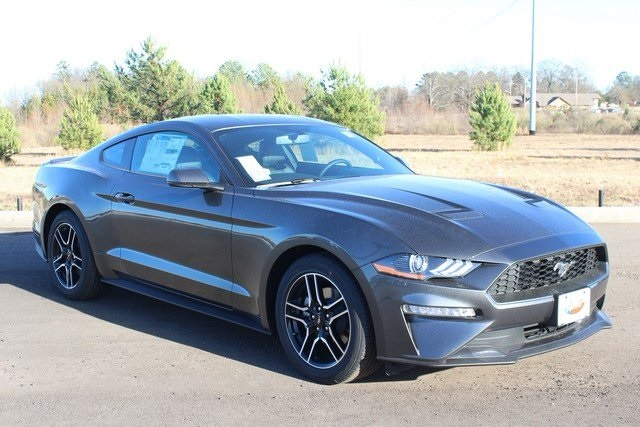 new 2018 ford mustang ecoboost premium 2d coupe in mount pleasant f5917 elliott auto group. Black Bedroom Furniture Sets. Home Design Ideas